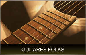 guitares folks