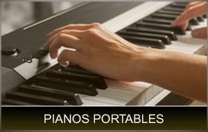 Pianos portables